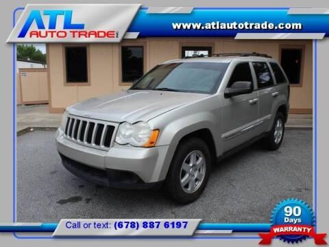 2010 Jeep Grand Cherokee for sale at ATL Auto Trade, Inc. in Stone Mountain GA