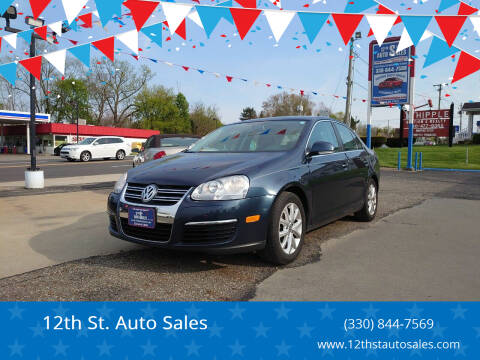 2010 Volkswagen Jetta for sale at 12th St. Auto Sales in Canton OH