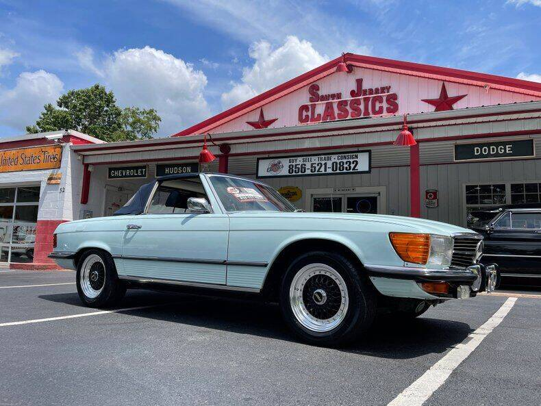 1973 Mercedes-Benz 450 SL for sale in Newfield, NJ