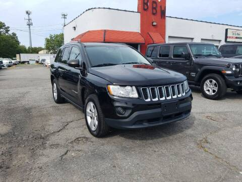 2012 Jeep Compass for sale at Best Buy Wheels in Virginia Beach VA