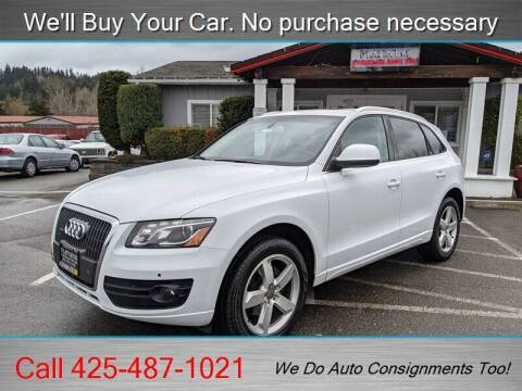 2012 Audi Q5 for sale at Platinum Autos in Woodinville WA