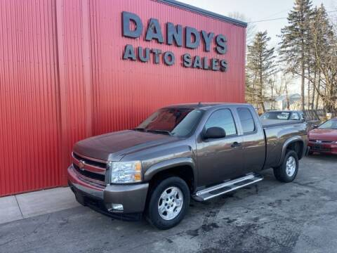 2007 Chevrolet Silverado 1500 for sale at Dandy's Auto Sales in Forest Lake MN