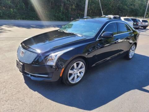 2016 Cadillac ATS for sale at GEORGIA AUTO DEALER, LLC in Buford GA