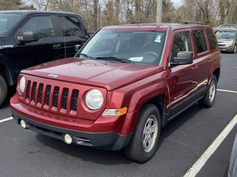 2014 Jeep Patriot for sale at Stearns Ford in Burlington NC