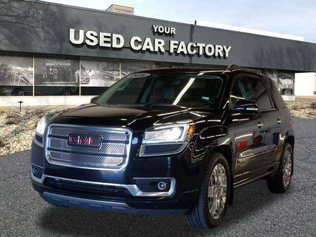 2016 GMC Acadia for sale at JOELSCARZ.COM in Flushing MI