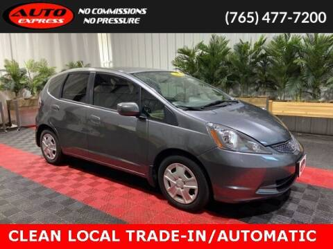 2012 Honda Fit for sale at Auto Express in Lafayette IN