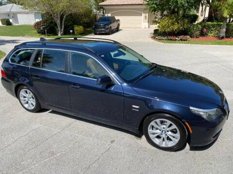 2010 BMW 5 Series for sale at Exceed Auto Brokers in Pompano Beach FL