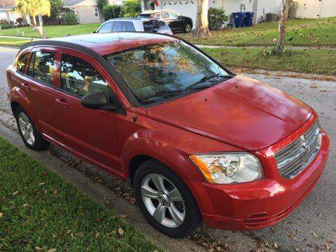2012 Dodge Caliber for sale at Low Price Auto Sales LLC in Palm Harbor FL