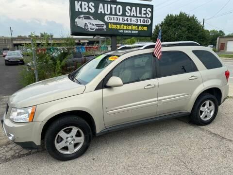 2009 Pontiac Torrent for sale at KBS Auto Sales in Cincinnati OH