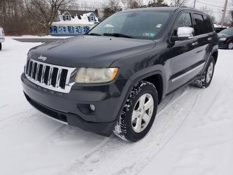 2011 Jeep Grand Cherokee for sale at Arcia Services LLC in Chittenango NY