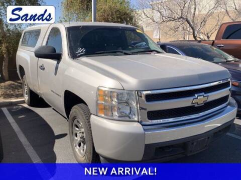 2007 Chevrolet Silverado 1500 for sale at Sands Chevrolet in Surprise AZ