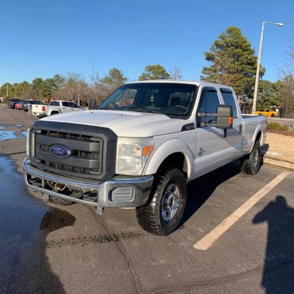 2013 Ford F-350 Super Duty for sale at Crossroads Auto Sales LLC in Rossville GA