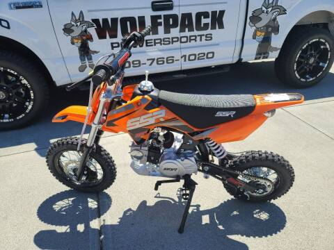 2021 SSR 110 for sale at WolfPack PowerSports in Moses Lake WA