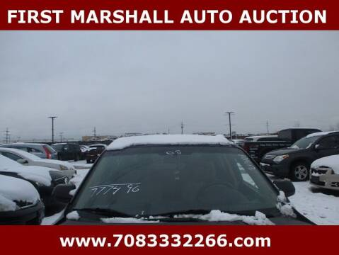 2008 Mazda MAZDA3 for sale at First Marshall Auto Auction in Harvey IL