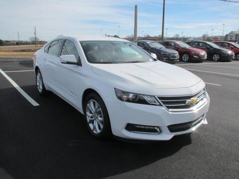 2020 Chevrolet Impala for sale at Auto Gallery Chevrolet in Commerce GA