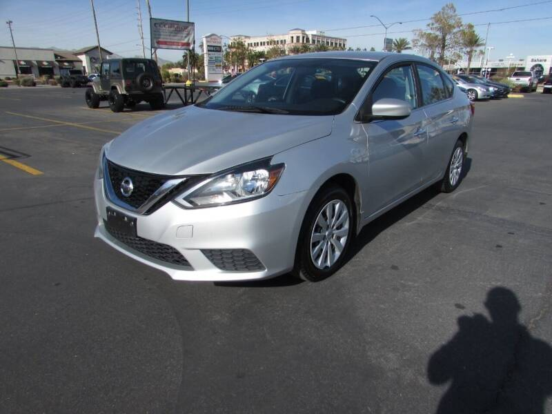 2017 Nissan Sentra for sale at Charlie Cheap Car in Las Vegas NV