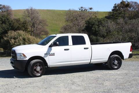2014 RAM Ram Pickup 2500 for sale at K 2 Motorsport in Martinez CA