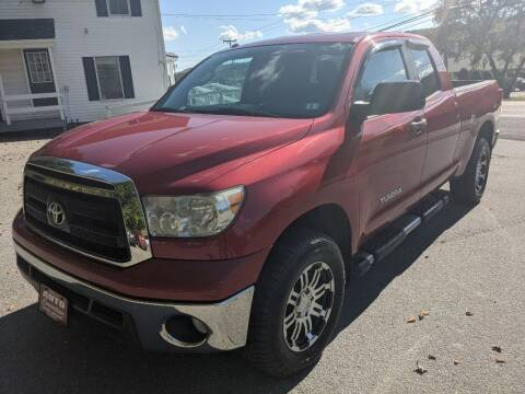 2013 Toyota Tundra for sale at AUTO CONNECTION LLC in Springfield VT