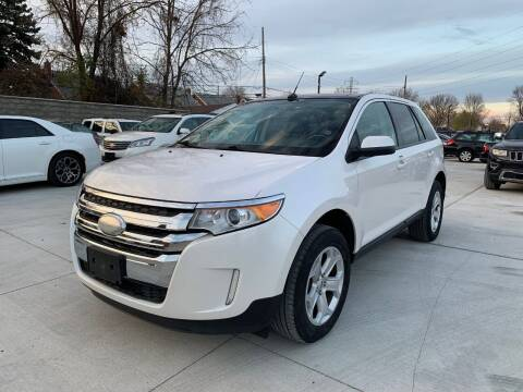 2013 Ford Edge for sale at Crooza in Dearborn MI
