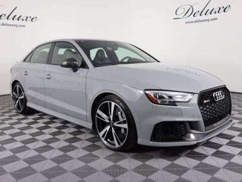 2018 Audi RS 3 for sale at DeluxeNJ.com in Linden NJ