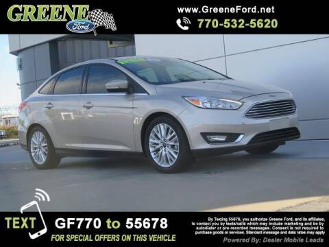 2018 Ford Focus for sale at Nerd Motive, Inc. - NMI in Atlanta GA