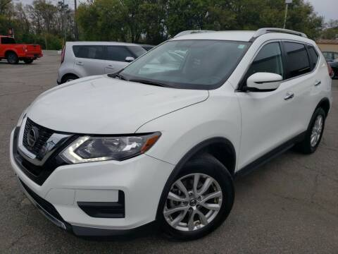 2018 Nissan Rogue for sale at Capital City Imports in Tallahassee FL
