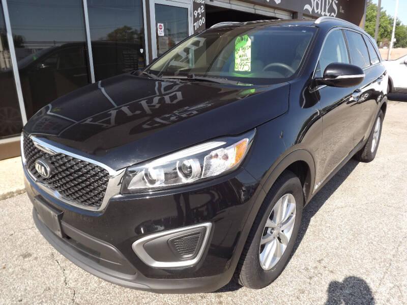 2016 Kia Sorento for sale at Arko Auto Sales in Eastlake OH