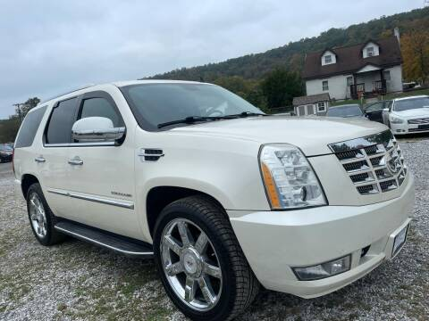2010 Cadillac Escalade for sale at Ron Motor Inc. in Wantage NJ