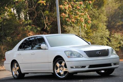 2005 Lexus LS 430 for sale at VSTAR in Walnut Creek CA