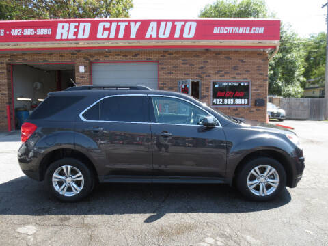 2015 Chevrolet Equinox for sale at Red City  Auto in Omaha NE