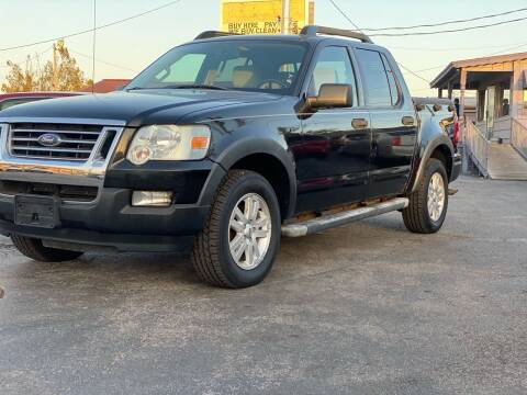 2008 Ford Explorer Sport Trac for sale at Auto Start in Oklahoma City OK