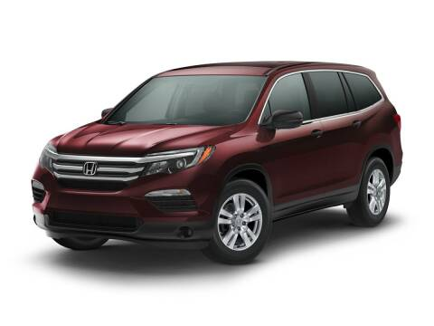 2018 Honda Pilot for sale at MILLENNIUM HONDA in Hempstead NY