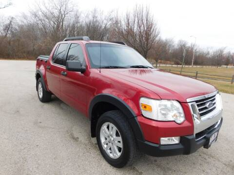 2008 Ford Explorer Sport Trac for sale at Lot 31 Auto Sales in Kenosha WI