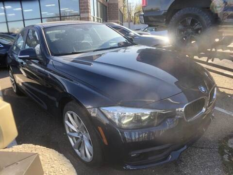 2016 BMW 3 Series for sale at SOUTHFIELD QUALITY CARS in Detroit MI