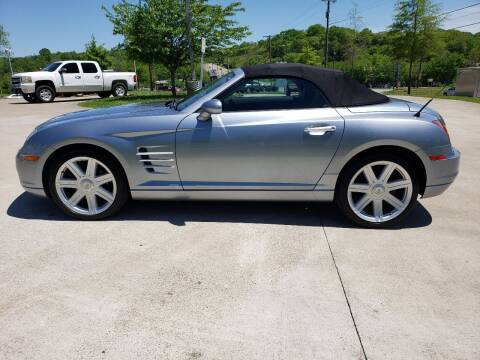 2005 Chrysler Crossfire for sale at HIGHWAY 12 MOTORSPORTS in Nashville TN