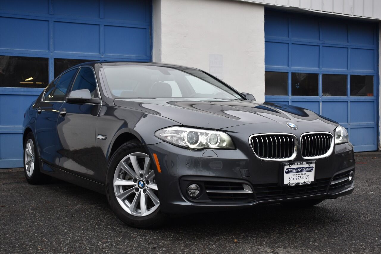2016 BMW 5 Series 528i xDrive AWD 4dr Sedan full