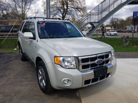 2008 Ford Escape for sale at Quality Auto Today in Kalamazoo MI