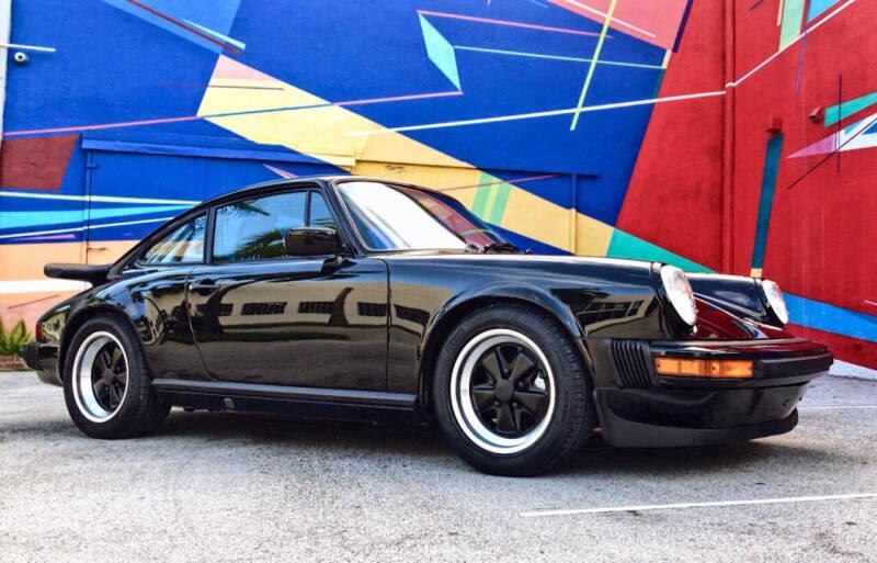 1988 Porsche 911 for sale at PARKHAUS1 in Miami FL