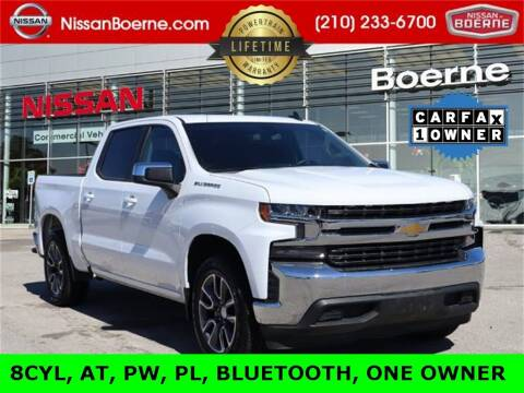 2020 Chevrolet Silverado 1500 for sale at Nissan of Boerne in Boerne TX