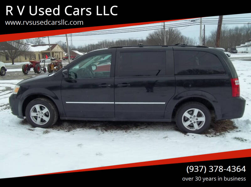 2010 Dodge Grand Caravan for sale at R V Used Cars LLC in Georgetown OH