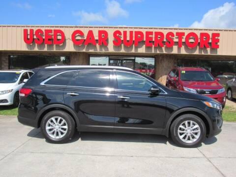 2017 Kia Sorento for sale at Checkered Flag Auto Sales NORTH in Lakeland FL