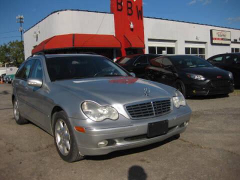 2004 Mercedes-Benz C-Class for sale at Best Buy Wheels in Virginia Beach VA
