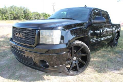 2007 GMC Sierra 1500 for sale at Elite Car Care & Sales in Spicewood TX