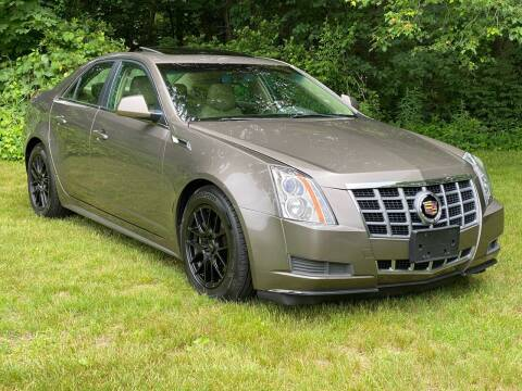 2012 Cadillac CTS for sale at Choice Motor Car in Plainville CT