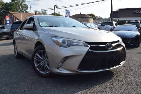 2015 Toyota Camry for sale at VNC Inc in Paterson NJ