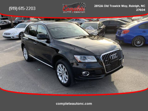 2016 Audi Q5 for sale at Complete Auto Center , Inc in Raleigh NC