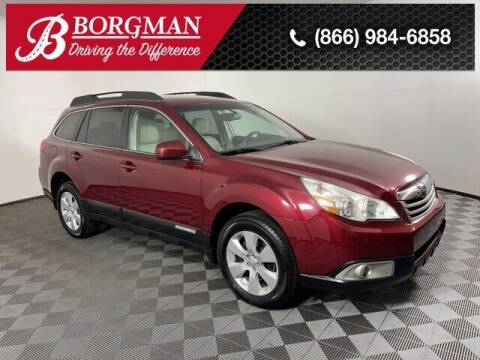 2011 Subaru Outback for sale at BORGMAN OF HOLLAND LLC in Holland MI