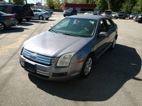 2007 Ford Fusion for sale at Auto Brokers of Milford in Milford NH