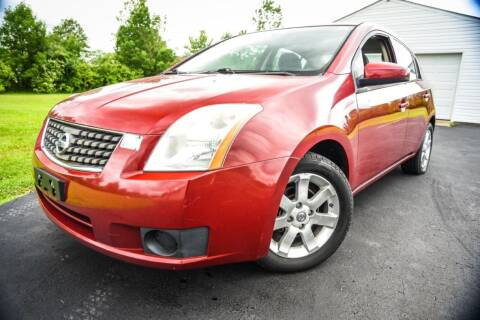 2007 Nissan Sentra for sale at Glory Auto Sales LTD in Reynoldsburg OH