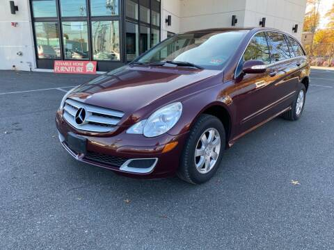 2007 Mercedes-Benz R-Class for sale at MAGIC AUTO SALES in Little Ferry NJ